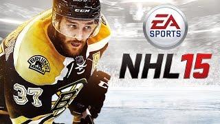 NHL 15 jogo de Hockey, intro do jogo, tutorial e GAMEPLAY PS4