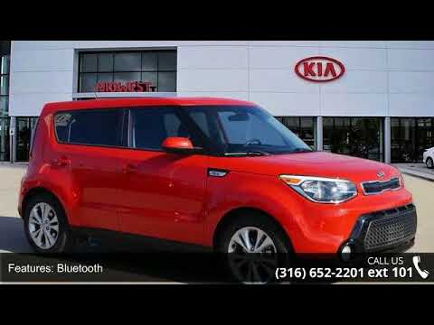 2016 Kia Soul Plus - Midwest Kia - Wichita, KS 67209