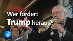 Vorwahlen in Iowa: Demokraten auf der Suche nach einem Herausforderer für US-Präsident Trump