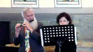 Gambar cover piccolo duet - Boismortier