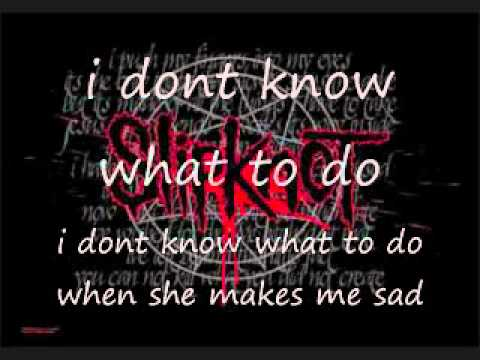 Slipknot - Vermillion Pt.2 (lyrics)