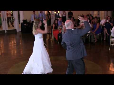 Epic Father Daughter Dance/ One of The Best Father Daughter Dances Ever!