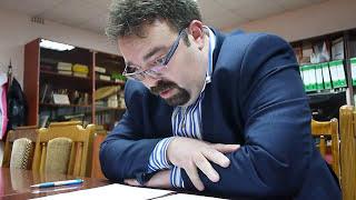 Неудачная попытка составить протокол на кандидата Антона Долгих | Выборы в Кирове