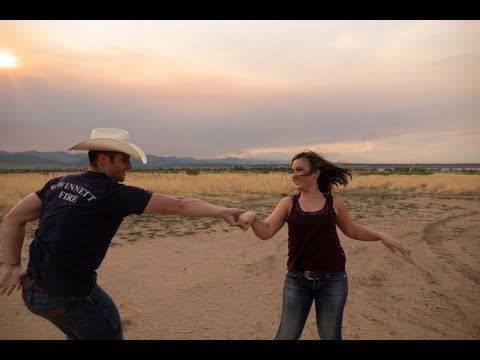 Two Step Country Dance - Finding The Beat Rhythm Drills