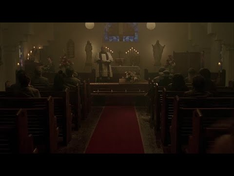 Download House of Wax (2005) - Church building too , seems to be devoid of real people