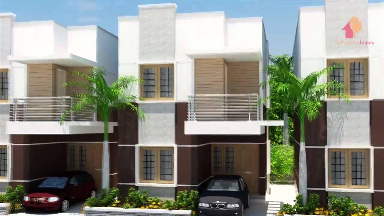 Sathyam Villa Shakunta In Guduvancheri Chennai South By Homes 2 3 4 BHK
