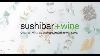 Working at Sushibar+Wine