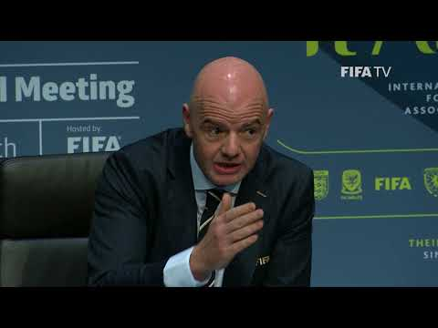 132nd IFAB Meeting - Press Conference