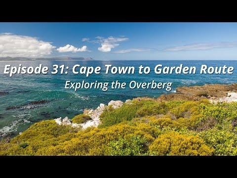 Cape Town to the Garden Route - Exploring the Overberg