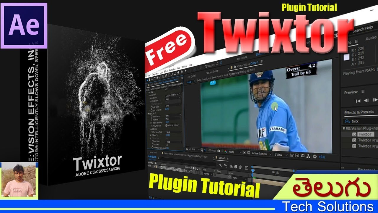 twixtor plugin download after effects cs6