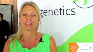 Kelly ketterson, vp operations, reprogenetics