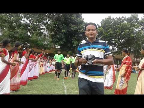 All Bengal School District at Bankura,Kotulpur,in 11/9/2016, FINAL 24PGS (N) vs South Kolkata(Tufan