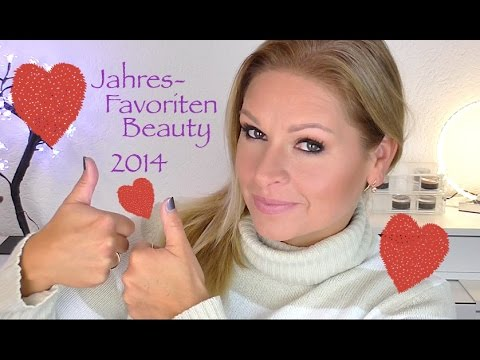 Jahresfavoriten - Best of Beauty 2014 by Mamaco