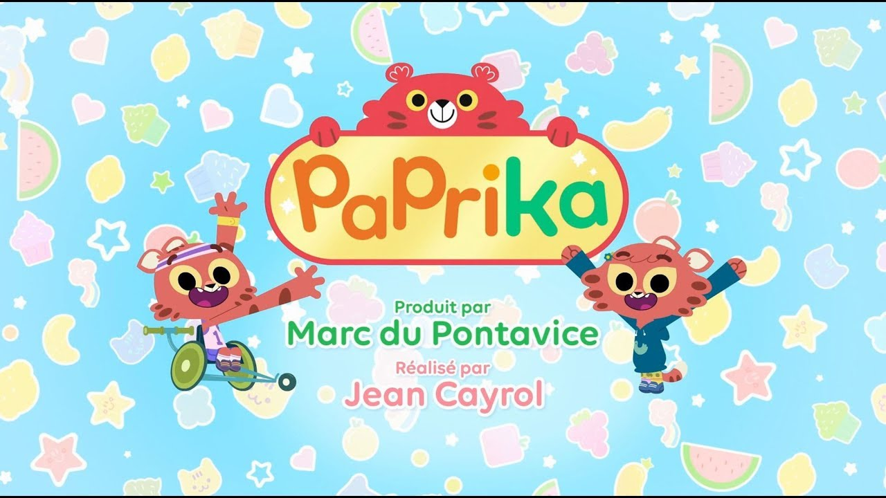 Coloriage Paprika Dessin Anime.Le Generique De Paprika Youtube