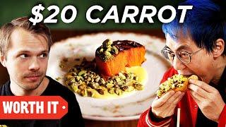 $5 Carrot Vs. $20 Carrot