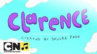 Кларенс ♫ Вступительная песня ♫ Cartoon Network