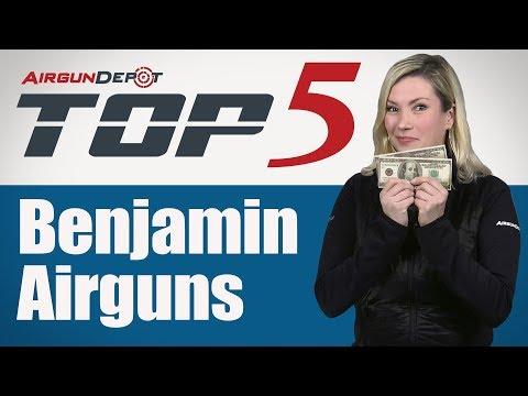 Top 5: Benjamin Airguns