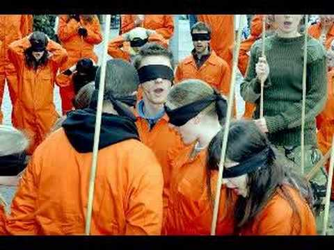 Amnesty Protest to Close Guantanamo Bay