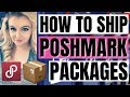 HOW TO SHIP POSHMARK SALES | Shipping What Sold on Poshmark | Poshmark Selling Tips 2019