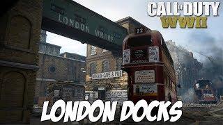 Call of Duty WWII : Sur les Docks de Londres