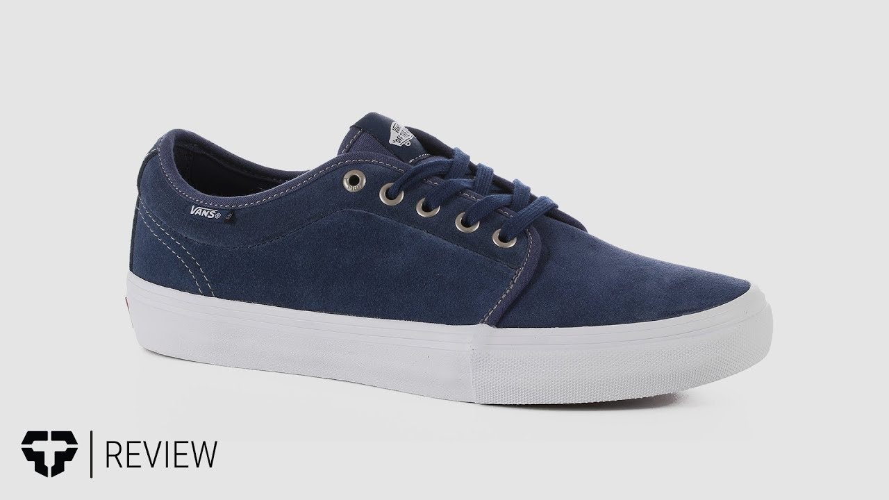 e80b80784b5 Vans Chukka Low Skate Shoes - Tactics.com - YouTube