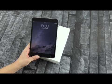 Apple iPad mini 3 Unboxing und erster Eindruck!