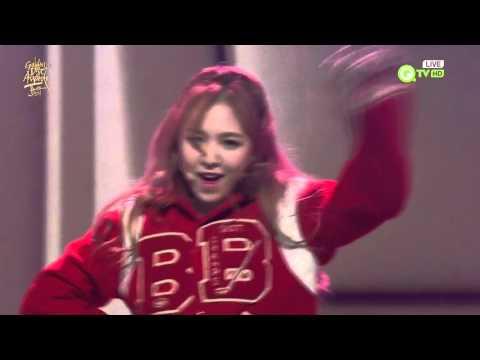 Red Velvet - Ice Cream Cake & Dumb Dumb (GOLDEN DISC AWARDS Special Stage)