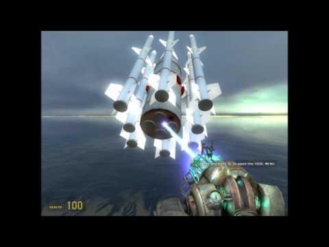 G-mod: Jericho missile