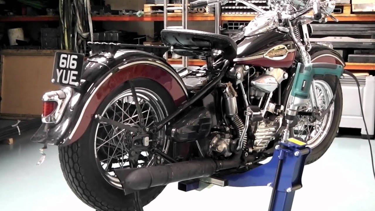 Harley Davidson: Harley Davidson Workshop Lifts