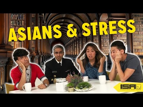 Asian Americans Try Tips to Manage Stress ft. Eugene Lee Yang, Ashly Perez, + U.S. Surgeon General