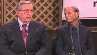 Vernon mayoral debate - Vic Marotta and Gary Martinsen