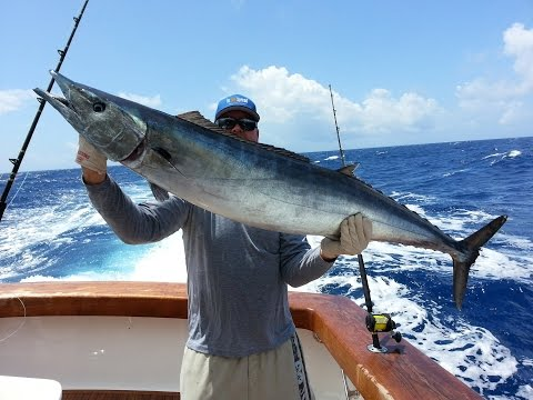 Rigging Wahoo Lures For High Speed Trolling In The Spread