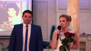 Золотая свадьба поздравление молодоженов 9.05.15