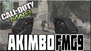 AKIMBO FMG9s ARE STILL OVERPOWERED ON MODERN WARFARE 3!