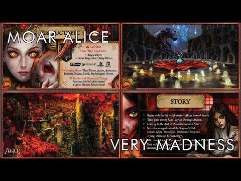 Alice: Asylum from the Underground Lair