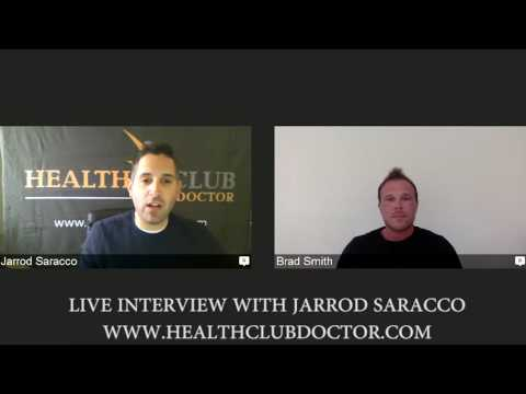 HylthLink Live Interview With Jarrod Saracco | Health Club Doctor