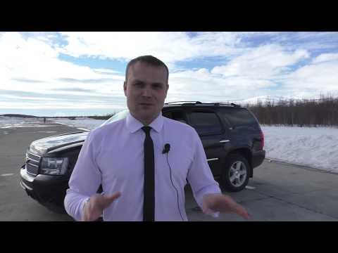 Что такое Chevrolet Tahoe в максималочке. 325hp