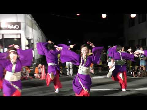 紲-kizuna(Street of the Soran) 萩夏祭り2019