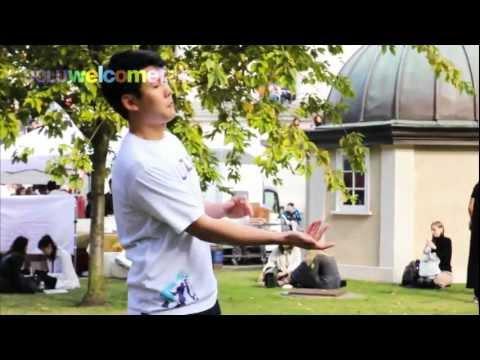 UCLU Welcome Fair 2012