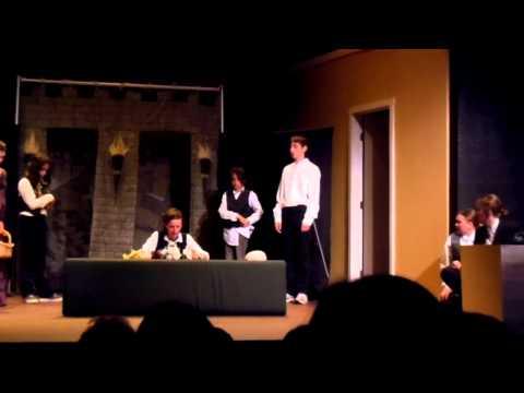 Hamlet in Berkeley w/ SF Shakes Upstart Crows: part 2