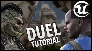 Unreal Tournament - Duel Tutorial