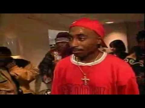 2Pac At The Source Awards '94 [HD 1080p]