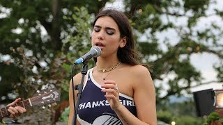 Dua Lipa - Lost In Your Light (Glastonbury session)