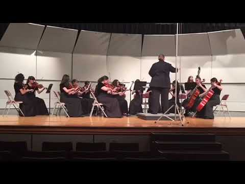Rayburn Middle School UIL 2019 - Appalachian Sunrise