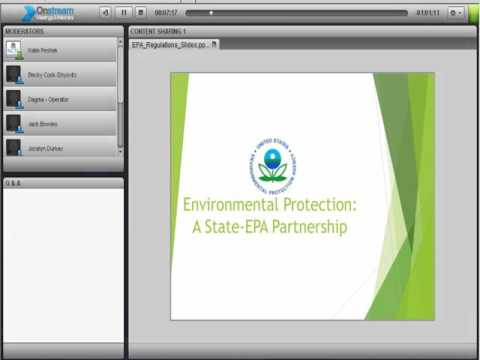Webinar | EPA Regulations: What Do They Mean for Your State?