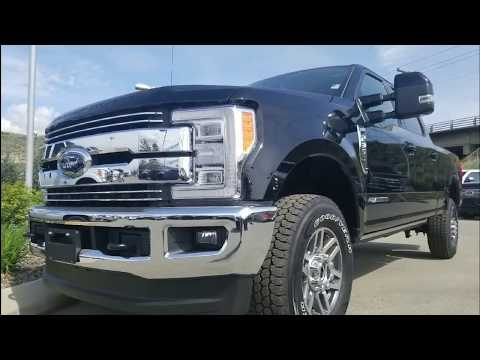 2018 Ford F350 Lariat - Kamloops Ford Lincoln