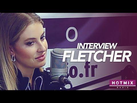 """fletcher-""""la-musique-a-toujours-fait-partie-de-ma-vie""""---interview-hotmixradio"""