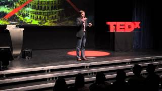 An Elevator to Space: Markus Landgraf at TEDxRheinMain
