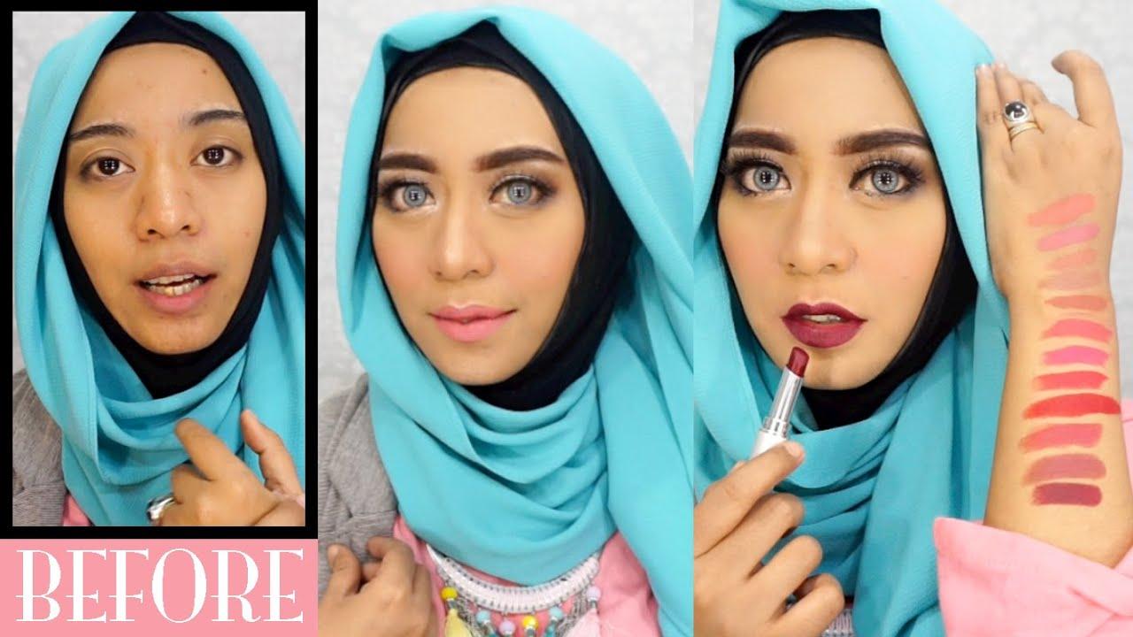 Tutorial Makeup Natural By Wardah