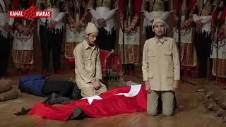 Kahramanmaraş'ta 18 Mart 2019 Çanakkale Şehitleri Anma Töreni